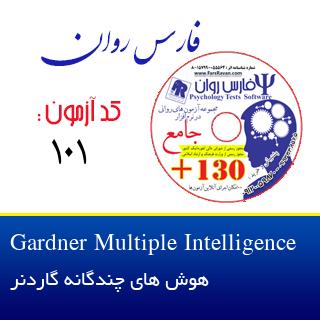 هوش های چندگانه گاردنر  Gardner Multiple Intelligence